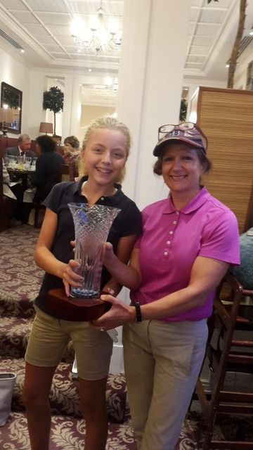 Acorn Vase Junior Girls & Mentors